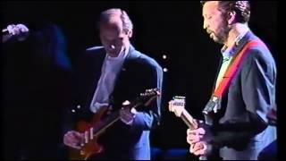 Eric Clapton & Mark KnopflerI - I Shot The Sheriff (Tokyo, 1988)