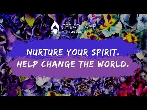 """""""Nurture Your Spirit.  Help Change the World."""" w/Rev. Abhi Janamanchi"""
