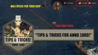 Anno1800 Tips & Tricks