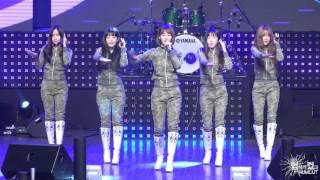 20151114 크레용팝(CRAYON POP) Saturday Night @티브로드 힐링콘서트 직캠 by 험…