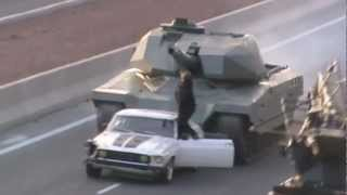 Making of Fast and Furious 6 - Racing- and Stunt Scene - A todo gas 6