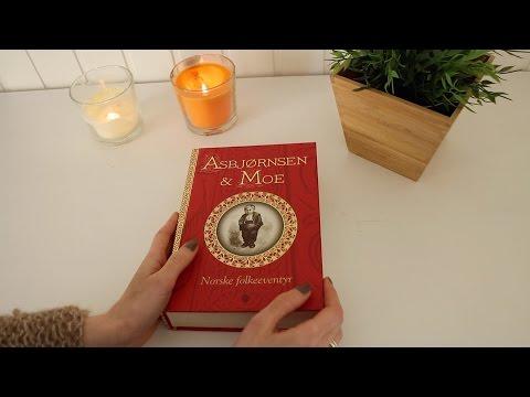 ASMR Whisper Reading Fairy Tale (Norwegian)