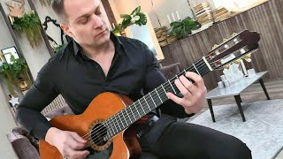 Гитарист Николай Соколов видео