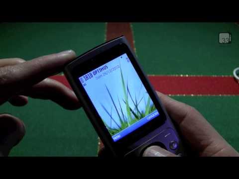 Nokia 6700 Slide Unboxing e Visão Geral
