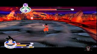 Dragon Ball Z Sagas PC Gameplay  (Super Saiyajin)