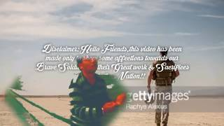 Tubelight Sad song dedicated to Army#
