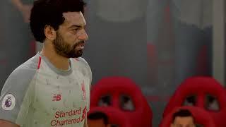 FIFA 19 | Barcelona vs Liverpool | PS4 Pro 4K