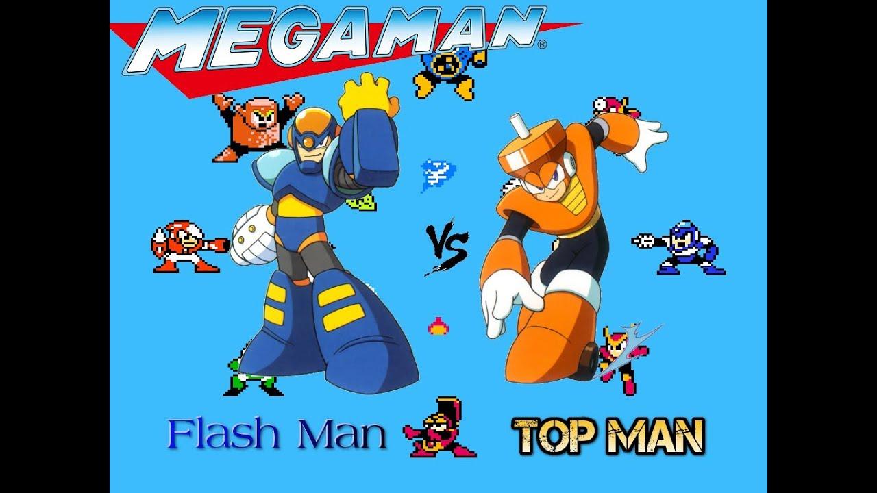 Topman Megaman