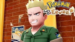 ELEKTRYZUJĄCA WALKA - Pokemon Let's Go Eevee #8 [PO POLSKU]