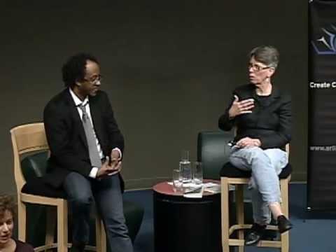 Author Dinaw Mengestu Speaks at the Arlington Public Library