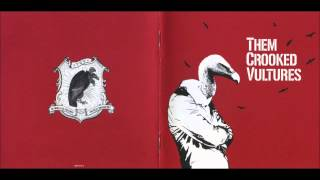 Them Crooked Vultures - Dead End Friends (Instrumental)