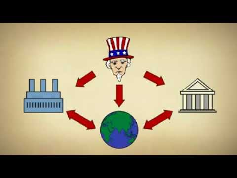 GLOBAL ECONOMIC COLLAPSE A MUST WATCH video explaining 'Rece