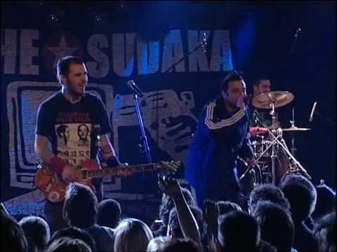 Che Sudaka live in Budapest 2009-Part 1/4
