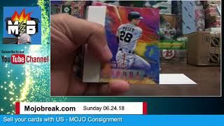 MLB Baseball All Star 42 Box Grand Slampalooza Mixer Random Team Break - 06.24.18