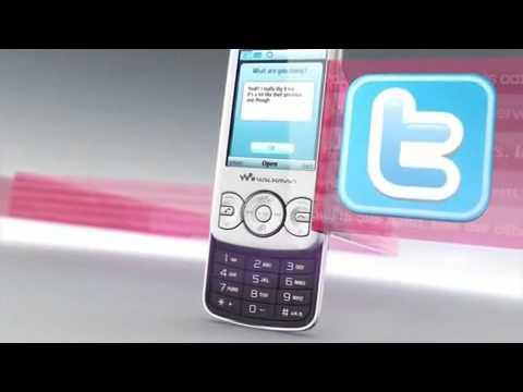 Sony Ericsson Spiro Commercial