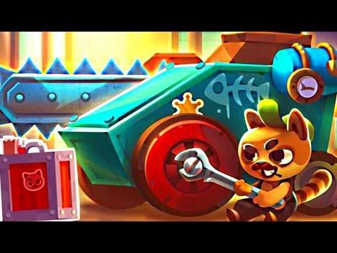 I LOVE CATS (NO PROMO) - C.A.T.S. Crash Arena Turbo Stars