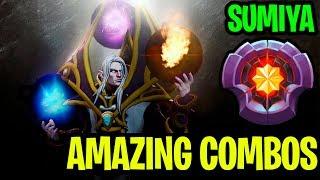 Amazing Combos - Sumiya Invoker - Dota 2