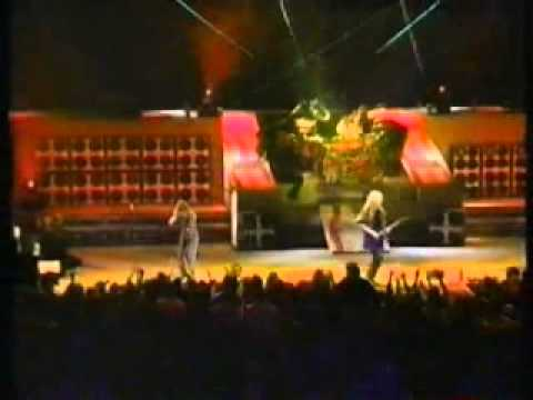 Poison Live on ABC TV's In Concert '91 -...