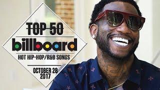 Top 50 • US Hip-Hop/R&B Songs • October 28, 2017 | Billboard-Charts
