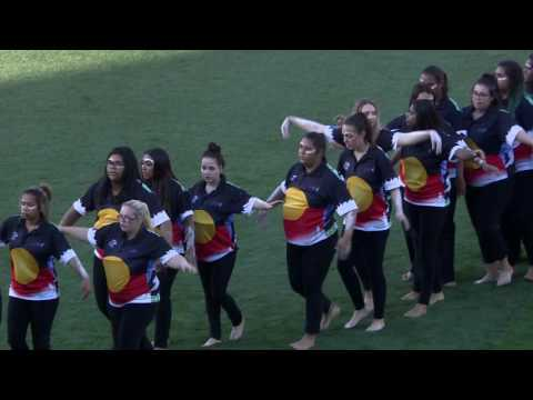 Adelaide Oval Cultural Dance