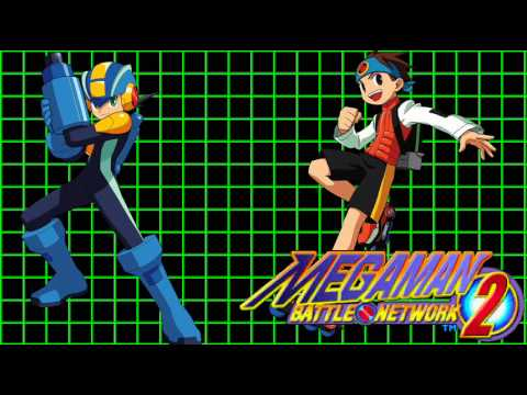 Mega Man Battle Network 2 OST - T25: Internet World (Internet Theme)