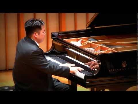 Rufus Choi - Liszt Paganini Etude No. 6 - Theme And Variations