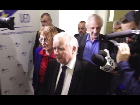 Jarosław Kaczyński o reparacjach: Nie zmieniliśmy stanowiska w tej sprawie