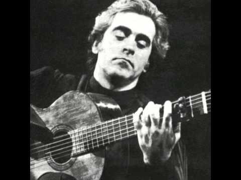 Manolo Sanlúcar Zapateado Flamenco