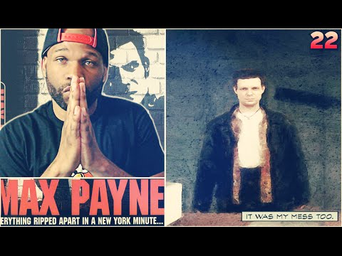 Max Payne Gameplay Walkthrough Part 22 - Byzantine Power Game