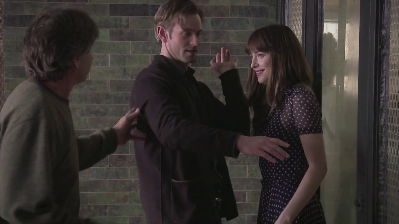 Download 'Fifty Shades Darker' Exclusive Clip (2017)   Eric Johnson