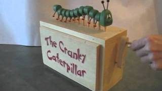 The Cranky Caterpillar