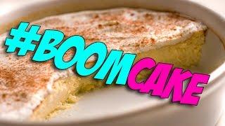BOOMCAKE - Der beste Eiweißkuchen - Fitnessrezept