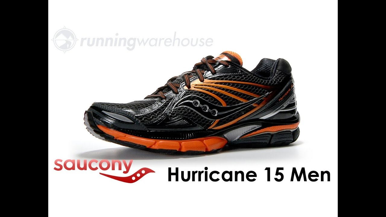 77f0e417 Saucony Hurricane 15 Men. Running Warehouse