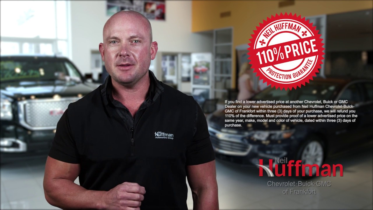 Neil Huffman Chevrolet Buick Gmc >> Neil Huffman Chevy Buick GMC | January 2017 Finance Offers - YouTube