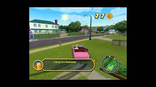 LOS SIMPSONS  HIT & RUN - JOSESABLE - PARTE 1