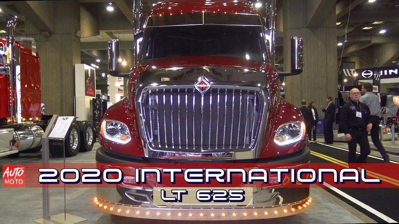 2020 International LT 625 230 inch WheelBase - Exterior And Interior -  ExpoCam 2019