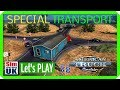 It's a LONG Way From Oregon! American Truck Simulator Special Transport DLC FIRST LOOK (part 1)