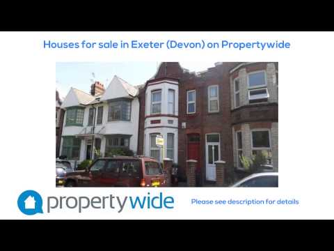 Houses for sale in Exeter (Devon) on Propertywide