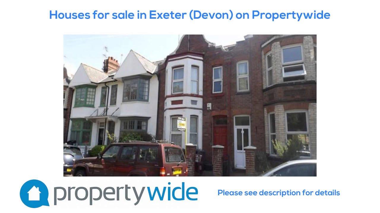 houses for sale in exeter devon on propertywide youtube. Black Bedroom Furniture Sets. Home Design Ideas