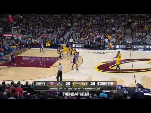 Kyrie Irving Career Crossover and Handles Highlights