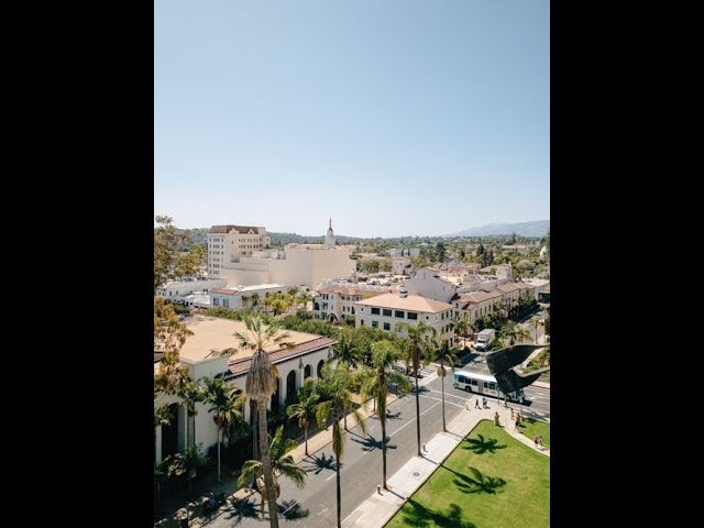 Where Should I Go?       Santa Barbra California