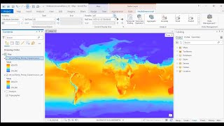 Multidimensional Analysis: Geoprocessing tools in ArcGIS Pro 2.5