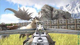 40 минут LP - ОГРАБЛЕНИЕ БОБРОВ - Мир динозавров АРК #22