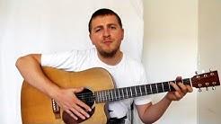Bonfire Heart - Guitar Lesson - James Blunt - How To Play - Drue James