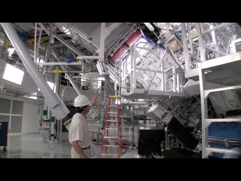 Take a Tour of the National Ignition Facility