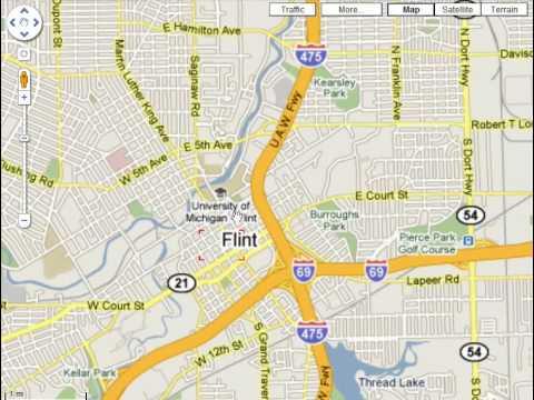 Building a Public Light Rail System in Flint Michigan