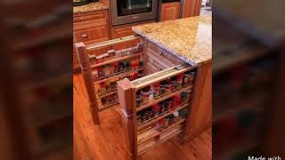 Best 100 small kitchen storage furniture design ideas 2019