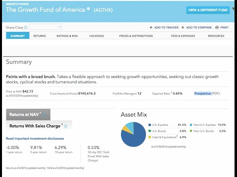Part 3 - The 13% Reality of Good Growth Stock Mutual Funds