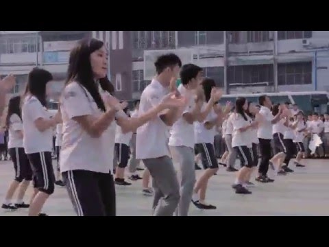 Methodist 2 Medan 51st Generation Flash Mob by Anomaly View