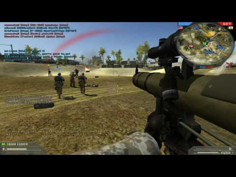 Battlefield 2 AIX Mod - Coop - Gulf of Oman - Part 1
